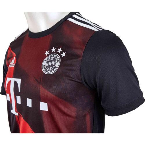 2020/21 adidas David Alaba Bayern Munich 3rd Jersey