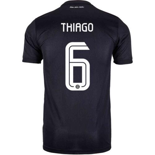 2020/21 adidas Thiago Bayern Munich 3rd Jersey