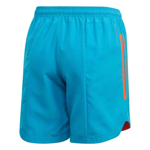 Kids adidas Condivo 20 PB Shorts – Sharp Blue/True Orange