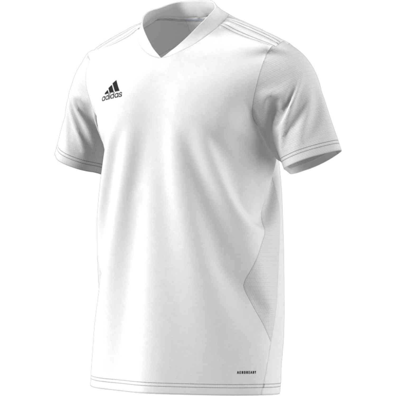 adidas Regista 20 Jersey - White - SoccerPro