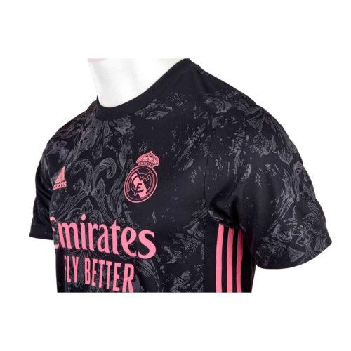 2020/21 Kids adidas Real Madrid 3rd Jersey