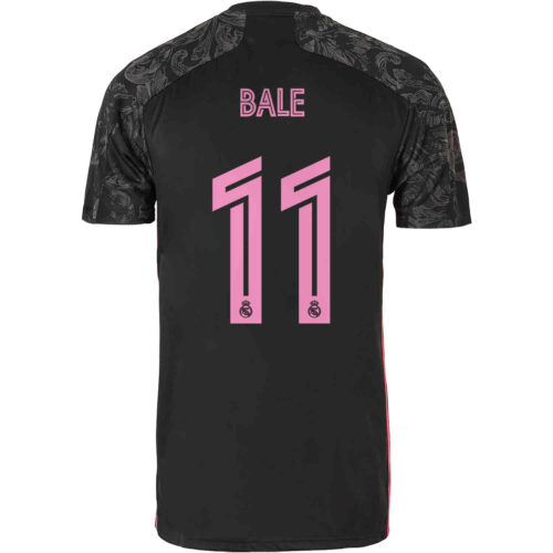 2020/21 Kids adidas Gareth Bale Real Madrid 3rd Jersey