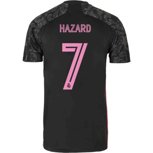 2020/21 Kids adidas Eden Hazard Real Madrid 3rd Jersey