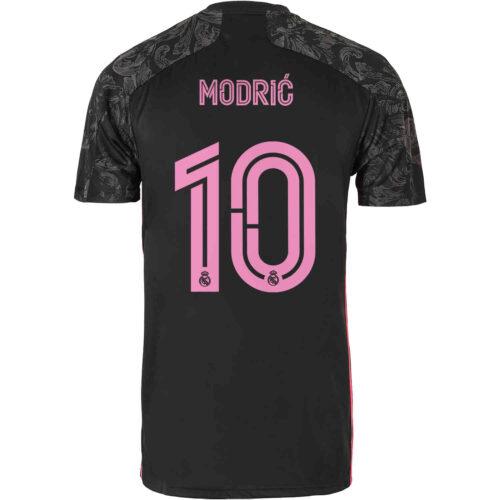 2020/21 Kids adidas Luka Modric Real Madrid 3rd Jersey