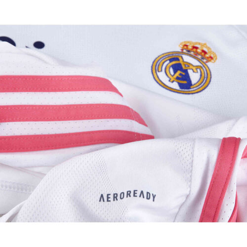 2020/21 Kids adidas Rodrygo Real Madrid Home Jersey