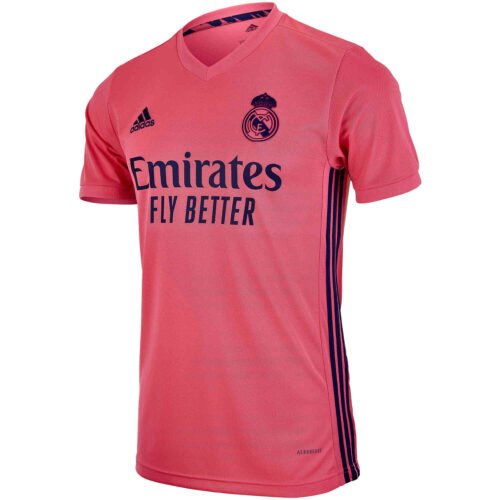 2020/21 Kids adidas Real Madrid Away Jersey
