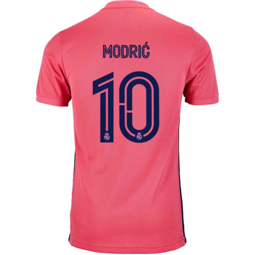 2020/21 Kids adidas Luka Modric Real Madrid Away Jersey