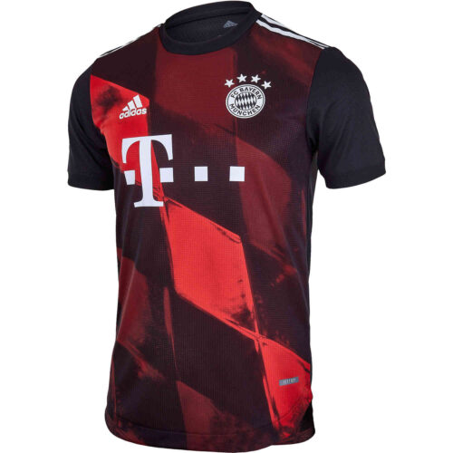 2020/21 adidas Bayern Munich 3rd Authentic Jersey
