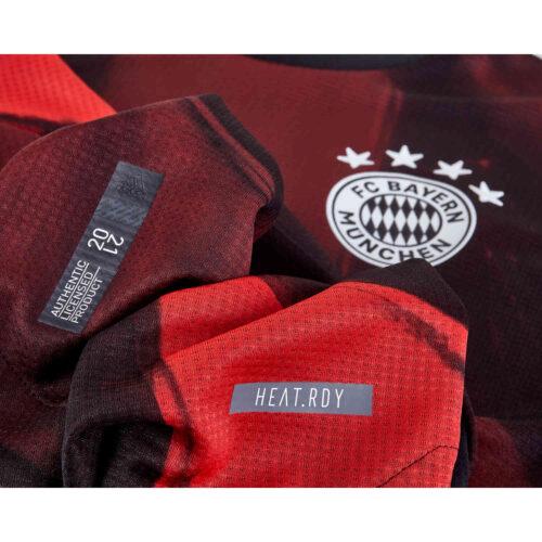 2020/21 adidas Bayern Munich 3rd Authentic Jersey