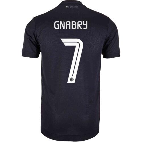 2020/21 adidas Serge Gnabry Bayern Munich 3rd Authentic Jersey