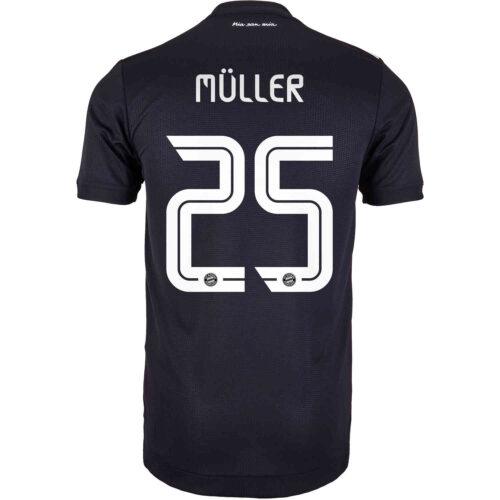 2020/21 adidas Thomas Muller Bayern Munich 3rd Authentic Jersey