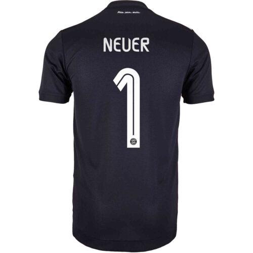 2020/21 adidas Manuel Neuer Bayern Munich 3rd Authentic Jersey