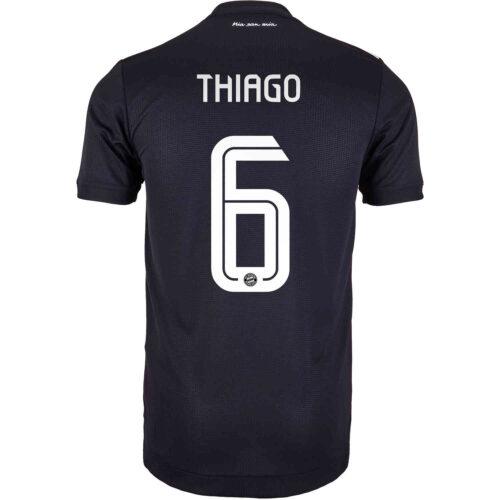 2020/21 adidas Thiago Bayern Munich 3rd Authentic Jersey