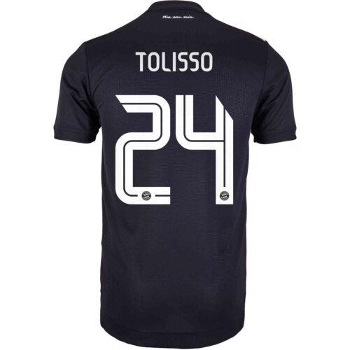 2020/21 adidas Corentin Tolisso Bayern Munich 3rd Authentic Jersey