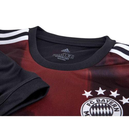 2020/21 Kids adidas Bayern Munich 3rd Jersey