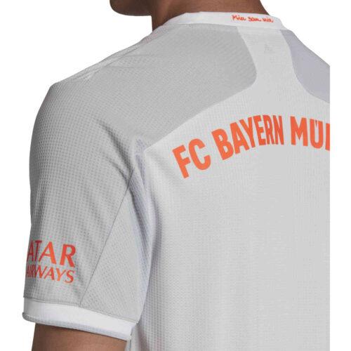 2020/21 adidas Bayern Munich Away Authentic Jersey