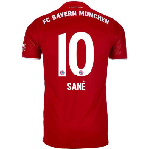 2020/21 adidas Leroy Sane Bayern Munich Home Jersey