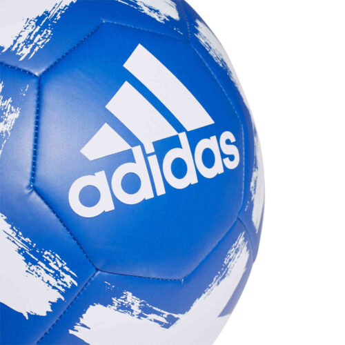 adidas Starlancer V Club Soccer Ball – Team Royal Blue & White