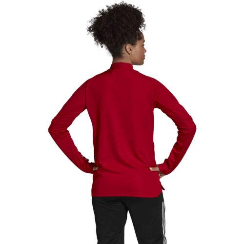 Womens adidas Condivo 20 Training Jacket – Team Power Red