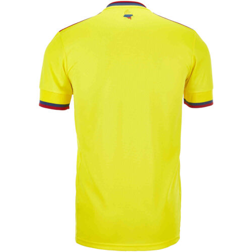 2021 adidas Colombia Home Jersey