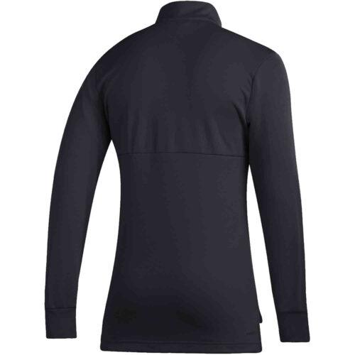 adidas Team Issue 1/4 zip Top – Black