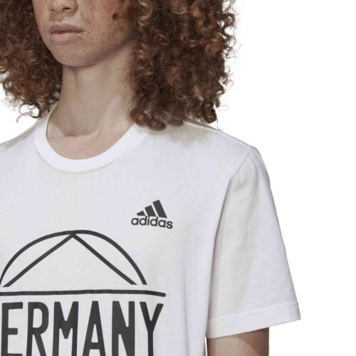adidas Germany Tee – White