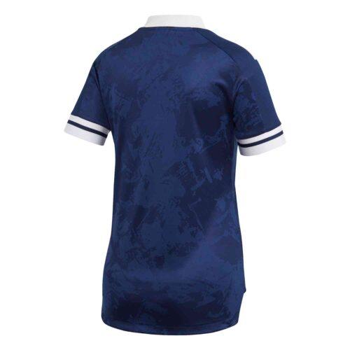 Womens adidas Condivo 20 Jersey – Team Navy Blue/White