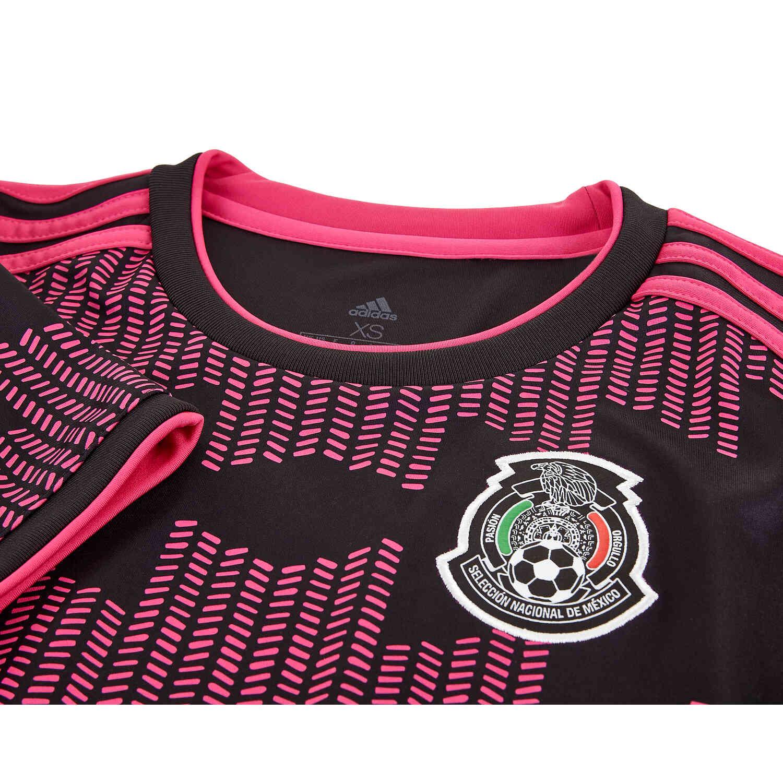 2021 Womens adidas Mexico Home Jersey - SoccerPro
