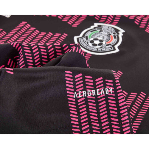 2021 Womens adidas Mexico Home Jersey