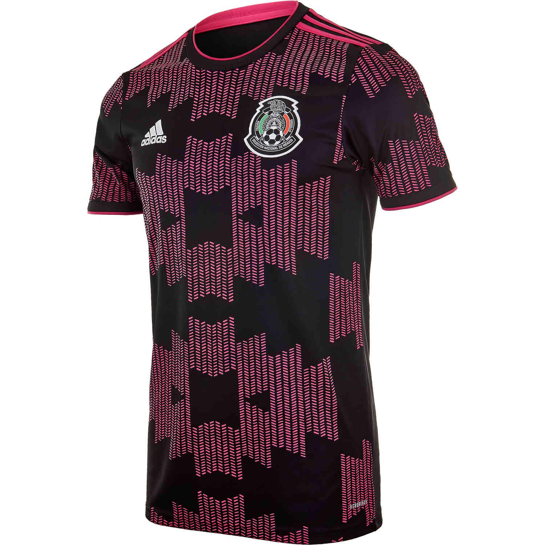 2021 Kids adidas Mexico Home Jersey - SoccerPro