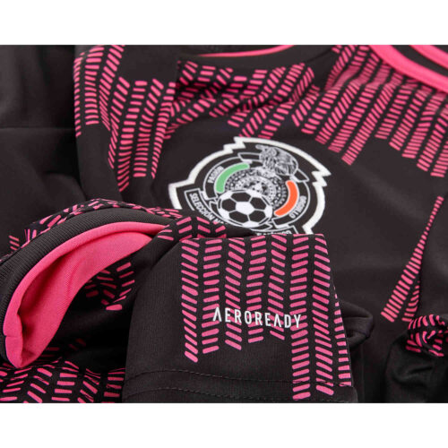 2021 Kids adidas Alan Pulido Mexico Home Jersey
