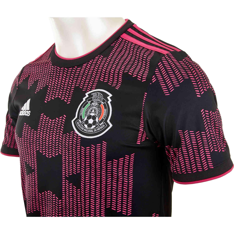 2021 adidas Diego Lainez Mexico Home Jersey - SoccerPro