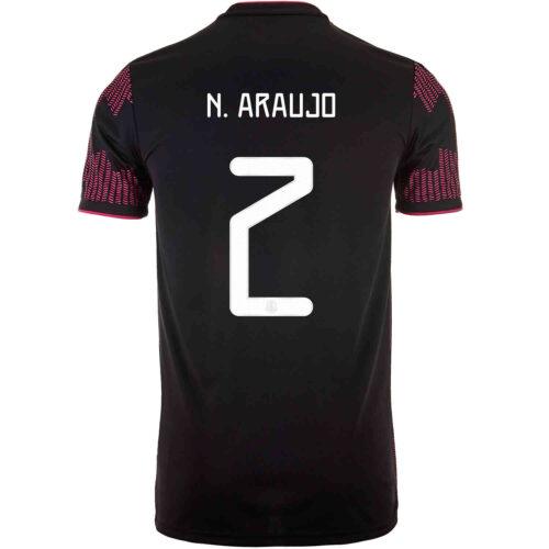 2021 adidas Nestor Araujo Mexico Home Jersey