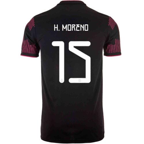 2021 adidas Hector Moreno Mexico Home Jersey