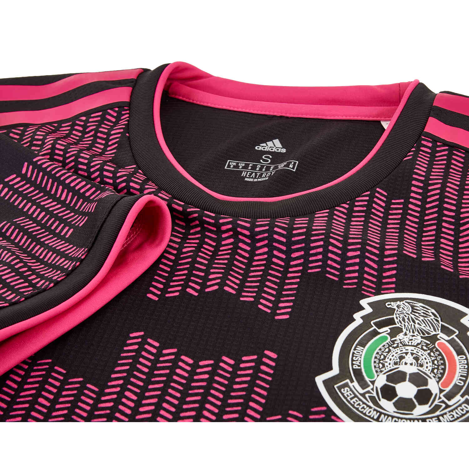 2021 adidas Mexico Home Authentic Jersey - SoccerPro
