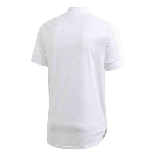 adidas Condivo 20 Jersey – White/White