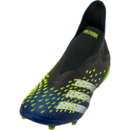Kids adidas Predator Freak+ FG Soccer Cleats – Superlative Pack