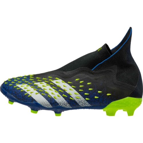 Kids adidas Predator Freak+ FG Soccer Cleats – Superlative Pack