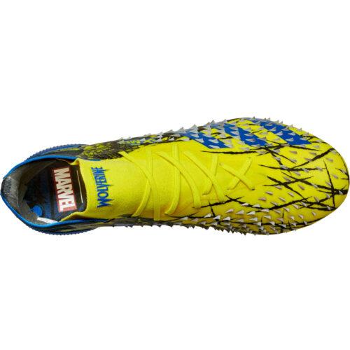 adidas x Marvel X-Men Predator Freak.1 FG – Bright Yellow & Blue with Core Black