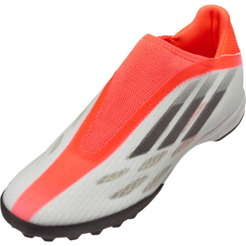 adidas Laceless X Speedflow.3 TF – Whitespark