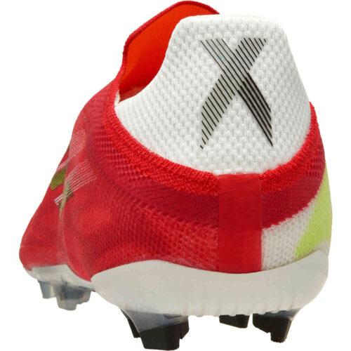 Kids adidas X Speedflow+ FG – Meteorite