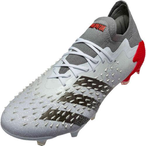 adidas Low Cut Predator Freak.1 FG – Whitespark
