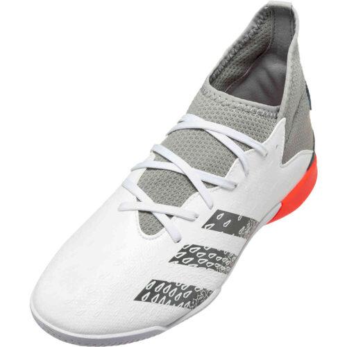 Kids adidas Predator Freak.3 IN – Whitespark