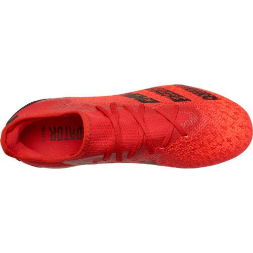adidas Low Cut Predator Freak.3 FG – Meteorite