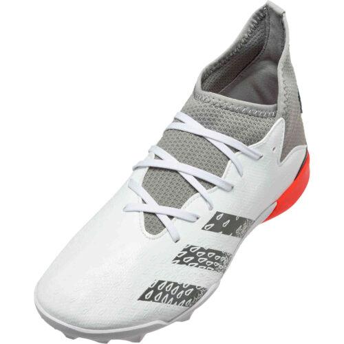 Kids adidas Predator Freak.3 TF – Whitespark