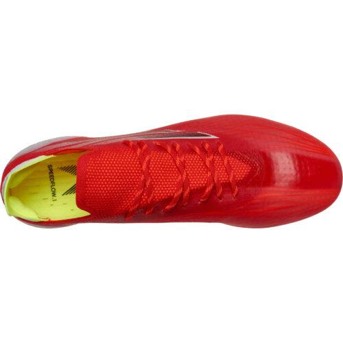 adidas X Speedflow.1 FG – Meteorite