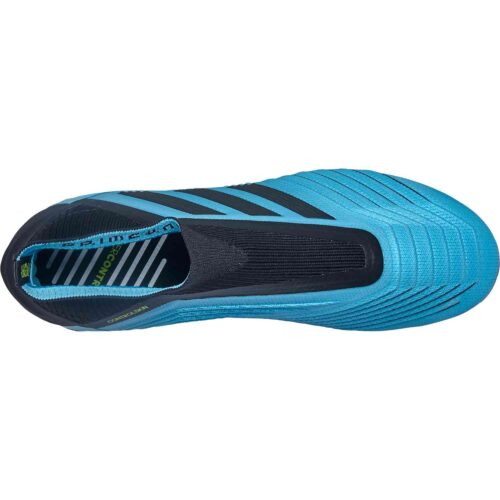 Kids adidas Predator 19+ FG – Hard Wired