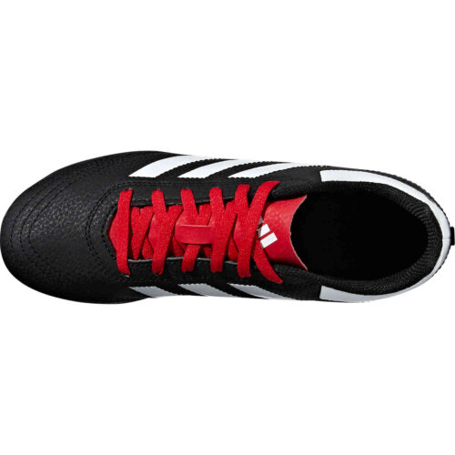 Kids adidas Goletto VI FG – Youth FG – Black/White/Scarlet