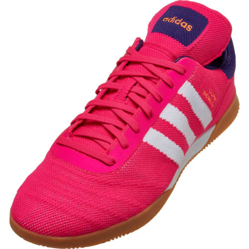 adidas 70Y Copa TR – Shock Pink & Footwear White with Collegiate Purple
