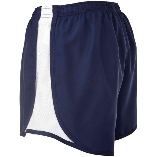 Girls Nike USWNT Tempo Shorts – Navy